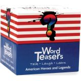 WordTeasers® Conversation Starters, American Heroes and Legends