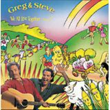 Greg & Steve - On The Move CD