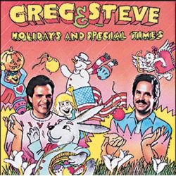 Greg & Steve - Holidays & Special Times, CD