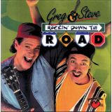 Greg & Steve - Rockin' Down The Road, CD