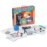 The Young Scientist Science Experiment Kit, Minerals; Crystals; Fossils