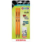 Cadoozles® Mechanical Pencils, Black Lead, Pack of 2