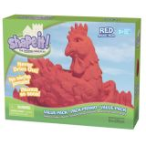 ShapeIt! Sand 5 lb. Refill, Rocket Red