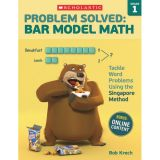 Problem Solved: Bar Model Math, Grade 1