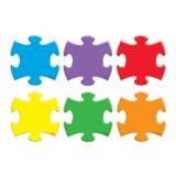 Puzzle Pieces Mini Accents Variety Pack