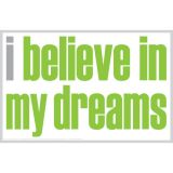 Believe Dreams Notes, Pack of 20