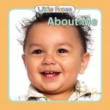 About Me Board Book, English