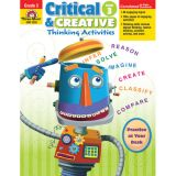 Critical & Creative Thinking Activities, Grade 3