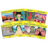 Fantails™ Book Banded Readers, Yellow Fiction, Levels C-F