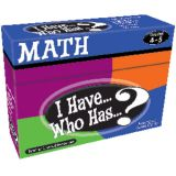I Have...Who Has...? Math, Grades 4-5