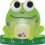 Mechanical Timer, Frog