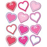Die-Cut Magnets, Valentine Hearts
