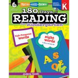 180 Days of Reading, Grade K