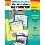 History Pockets, The American Revolution