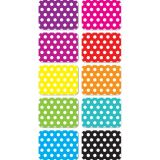Magnetic Mini Whiteboard Erasers, Dots