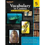 Vocabulary in Context for the Common Core™ Standards, Grade 5
