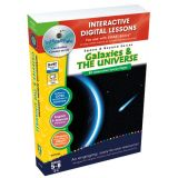 Interactive Whiteboard Lesson Plans, Galaxies & The Universe