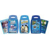 Top Trumps® 3-Game Bundle, Marine Life
