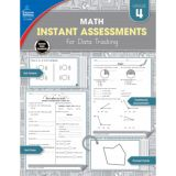 Instant Assessments for Data Tracking: Math, Grade 4