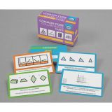 Common Core Collaborative Cards, Geometry, Grades 3-5