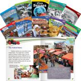 TIME For Kids® Grade 3, Set 1, 10-Book Set, English