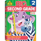 Big Workbook Second Grade