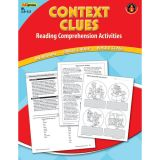 Context Clues Reading Comprehension Activities, Red Level