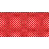 Fadeless® Design Roll, 48 x 50', Classic Dots - Red