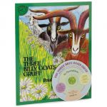 Carry Along Book & CD, Three Billy Goats Gruff