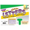 2 Uppercase Casual Solids Ready Letters®, Green