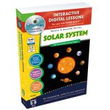 Interactive Whiteboard Lesson Plans, Solar System