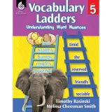 Vocabulary Ladders, Grade 5