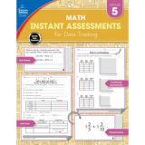 Instant Assessments for Data Tracking: Math, Grade 5