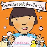 Best Behavior® Board Book: Germs Are Not for Sharing