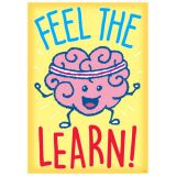 FEEL THE LEARN! ARGUS® Poster