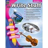 The Write Stuff, Grades 6+