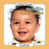 About Me Board Book, Spanish/English Bilingual