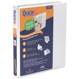 QuickFit® D-Ring View Binder, 1