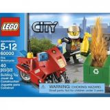 LEGO City: Fire Motorcycle