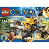 LEGO Legends of Chima: Lennox's Lion Attack