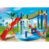 WATER PARK PLAY AREA