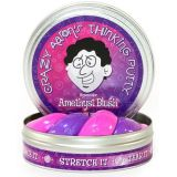 Crazy Aaron's Amethyst Blush 2 Thinking Putty