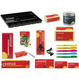 Universal Complete Office Desk Set