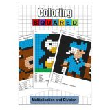 Coloring Squared: Multiplication & Division