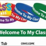 Welcome To My Class! Class Bands