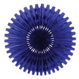 Blue 25 Tissue Fan