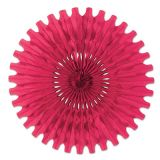 Cerise 25 Tissue Fan