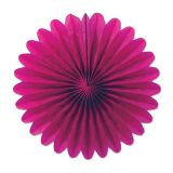 Cerise 6 Mini Tissue Fans