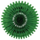 Green 25 Tissue Fan