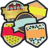 Badges Mini Cut-Outs